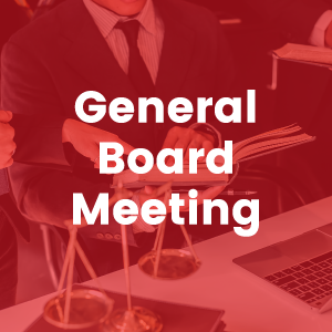 General Board Meeting